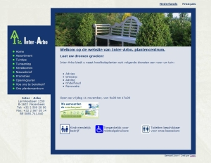 Tuincentrum Inter-Arbo
